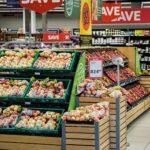 O kupowaniu jedzenia w marketach